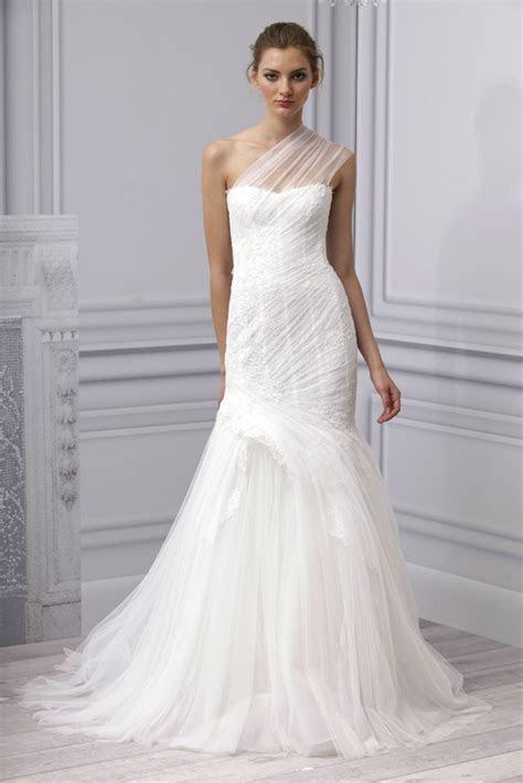 Spring 2013 wedding dress Monique Lhuillier bridal gown