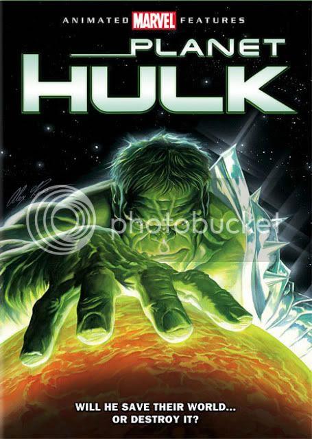 Capa Planeta Hulk