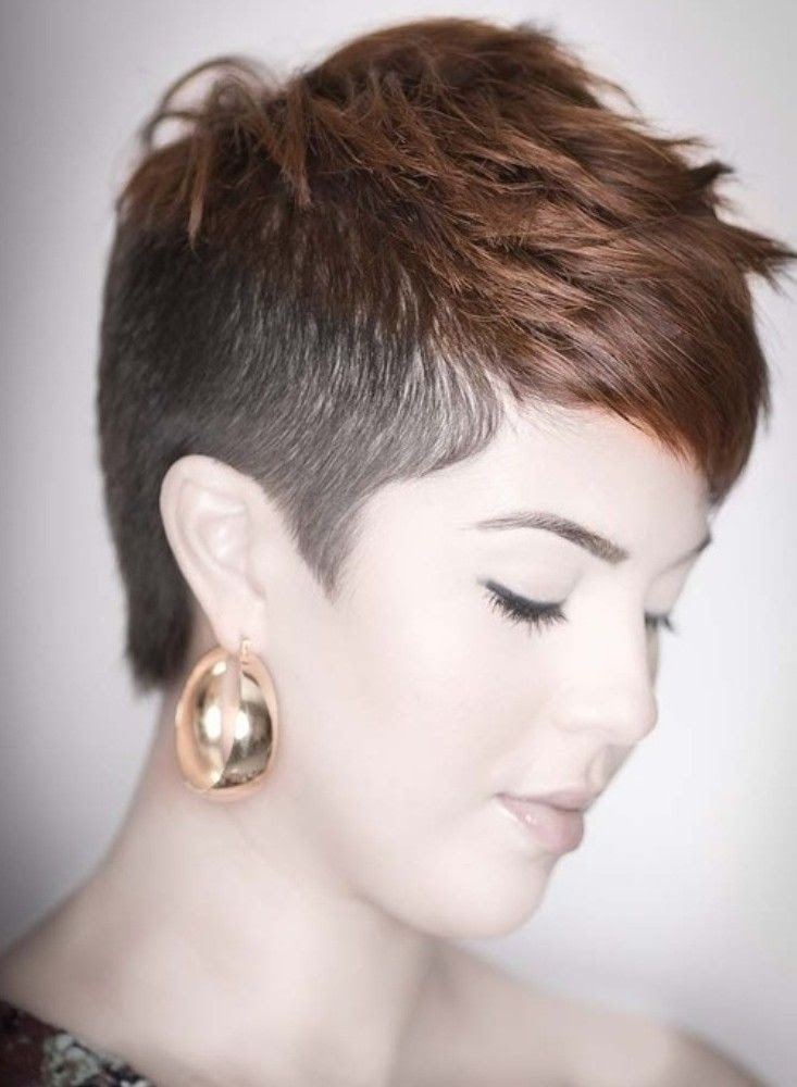 21 Short Back And Sides Ladies Haircut