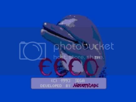 Echo The Dolphin