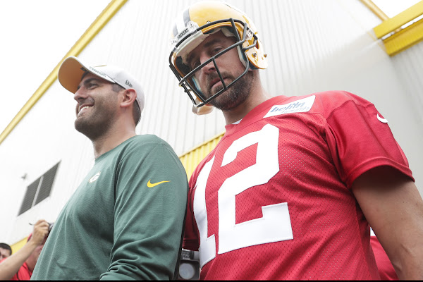 3f84cbb66ee Aaron Rodgers says LeBron James ignoring Donald Trump is  absolutely  beautiful