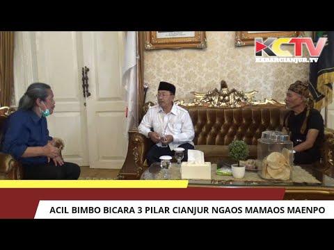 Acil Bimbo Bicara 3 Pilar Cianjur Ngaos Mamaos Maenpo