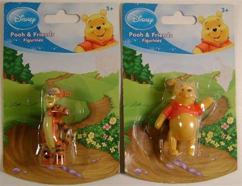 Disney Pooh & Friends Figurines Winnie The Pooh Tigger