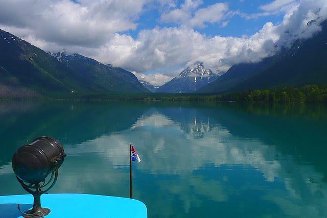 P1130088 Boat Tour on Lake McDonald