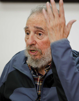 Leader of the Communist Party of Cuba Fidel Castro appeared on national television July 11, 2010. He discussed the situation involving the role of United States imperialism in the Korean Peninsula and the Persian Gulf. by Pan-African News Wire File Photos