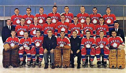 1964 Canada Olympic Team photo 1964 Canada Olympic Team.jpg