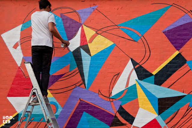 Graffitimundo's 'The Talking Walls of Buenos Aires' Shoreditch exhibition opens in London