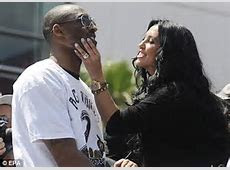 Kobe Bryant's wife files for divorce from the LA Lakers