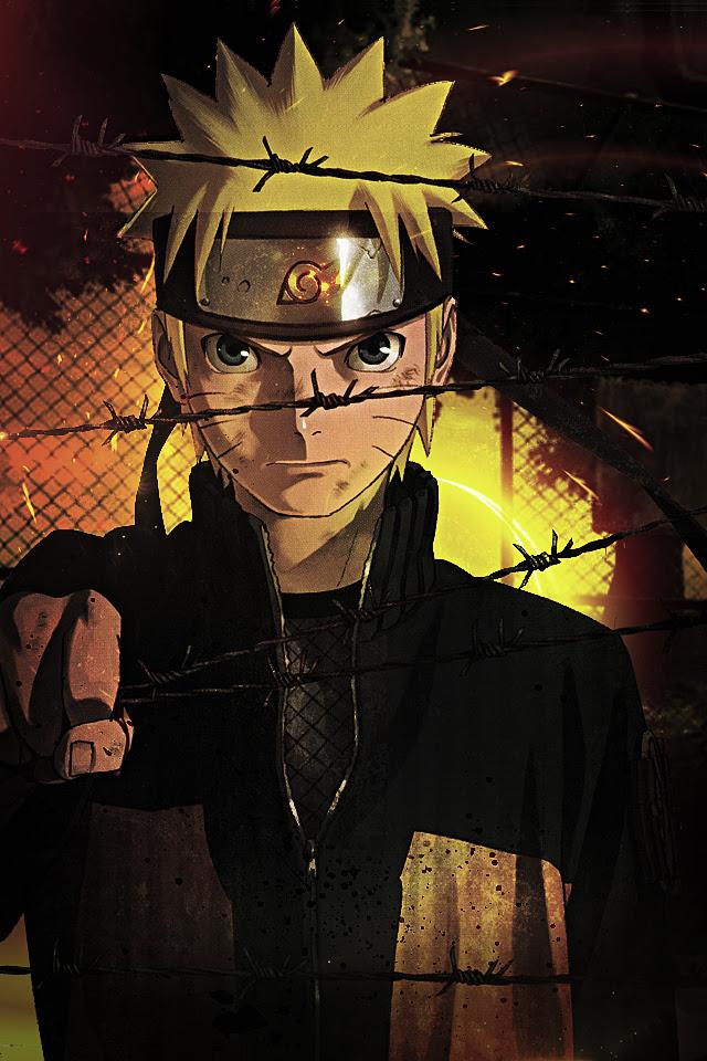 Naruto Wallpapers HD for iPhone - WallpaperSafari