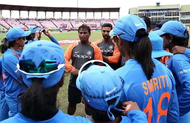 35 लोगों को पीछे छोड़ भारतीय महिला क्रिकेट टीम के मुख्य कोच बने पवार