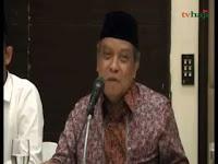 Prof Dr KH Said Aqil Siradj Jelaskan Tentang Islam Nusantara
