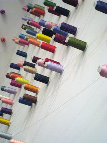 Lee Mingwei's Mending Project, Liverpool Biennial 2010