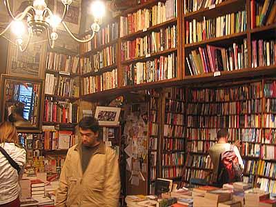 librairie Shakespeare
