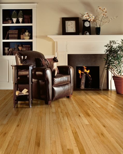 Living Rooms Flooring Idea Oak Pioneer Natural By Armstrong