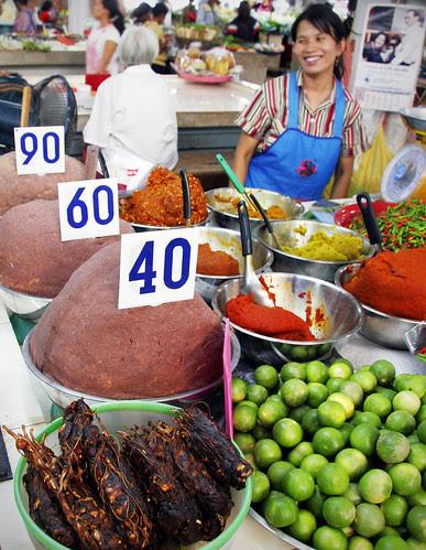 Chumphon market