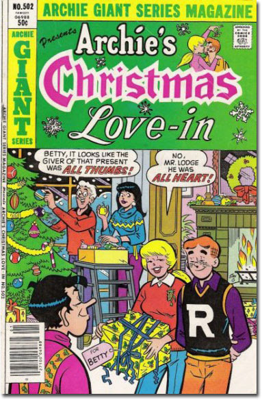 Archie Giant Series Magazine #502