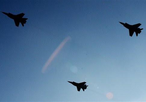 MiG-31BM Interceptors
