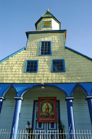 Églises Chilotes Llau-Llao