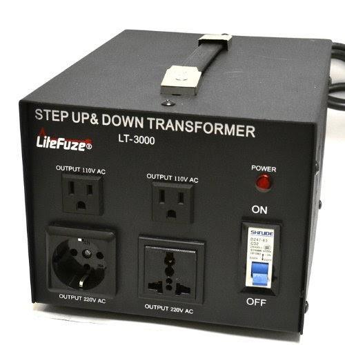Voltage Converter Transformer Step Up Down 110v 220v Circuit