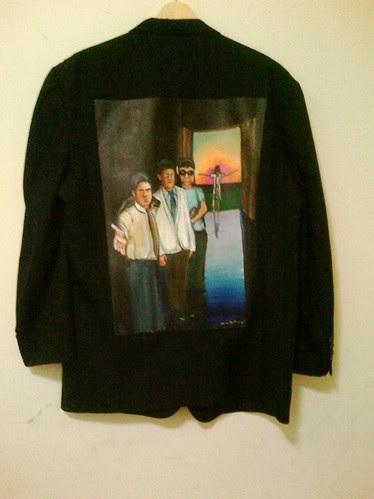 A New Tomorrow: Jon O'Brien's jacket