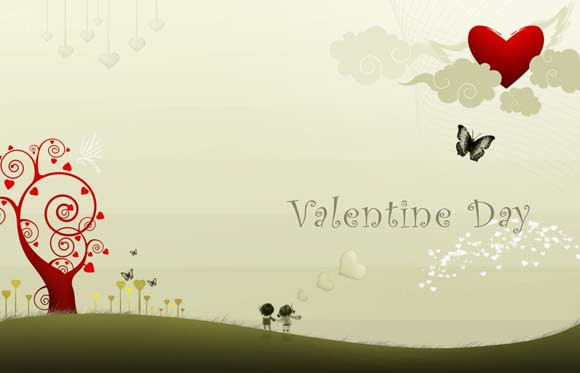 65+ Cute Valentines Wallpapers Collection