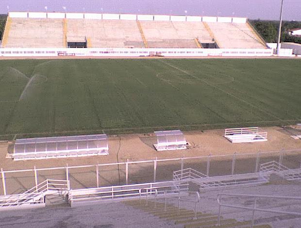 estádio Domingão (Foto: Divulgação)