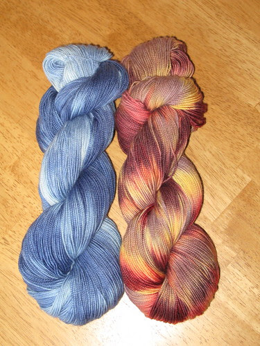 Dyed by me