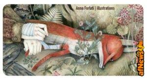 """""""Illustrada"""": le volpi di Anna Forlati in mostra a Mondovì"""