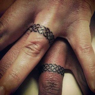 Tatuajes Anillo Organizar Una Boda Foro Bodasnet
