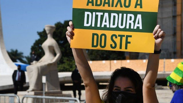 Abusos e ilegalidades do STF dão força ao bolsonarismo