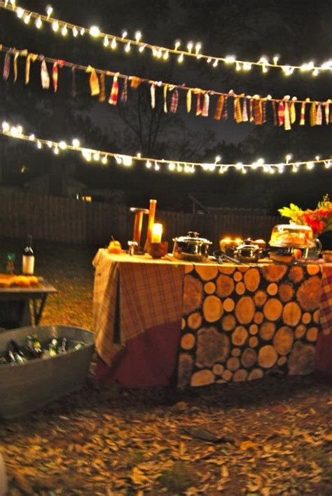 25  best ideas about Bonfire Parties on Pinterest