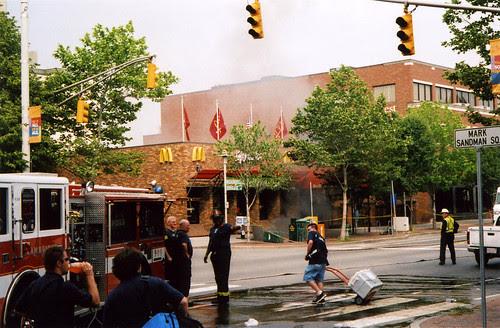 smoke at mickey d-s