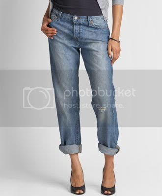Levi's 501 Boyfriend Cut Jeans Graphic