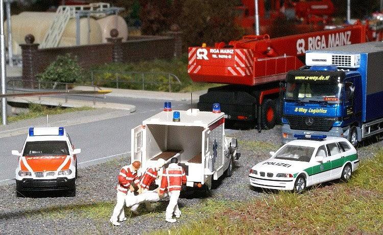 Un Elicottero Di Massa 15000 Kg : Scena di un incidente by maf
