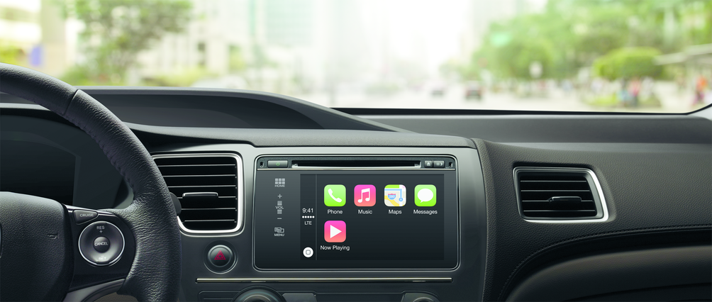 have a 2014 honda or other vehicle wondering about carplay. Black Bedroom Furniture Sets. Home Design Ideas