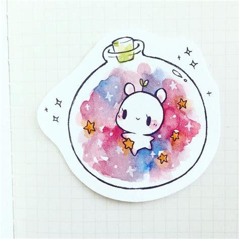 planeterrarium baby art cute drawings kawaii drawings