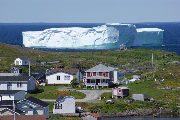 Iceberg-Newfoundland-Goose-Cove