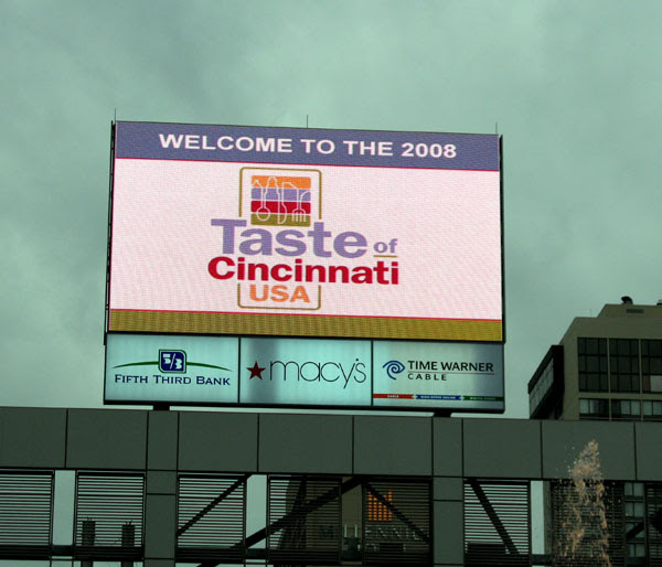 Taste of Cincinnati 2008