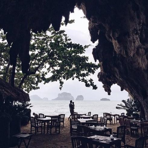 The Grotto, Краби, Таиланд деликатесы, еда, настоящие гурманы, удивительное рядом