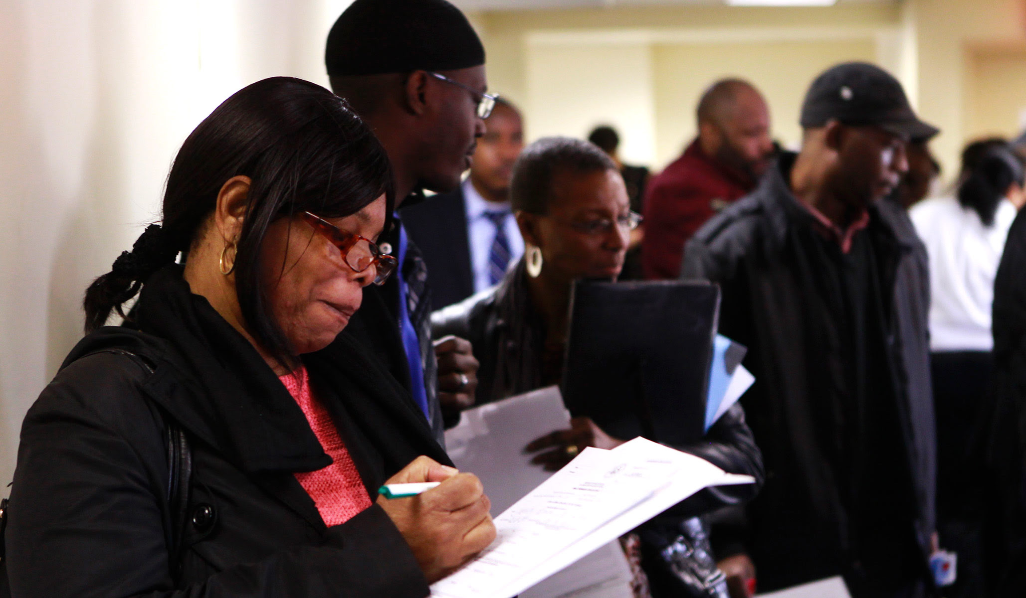 The Rise in Black Unemployment Is about More Than Race