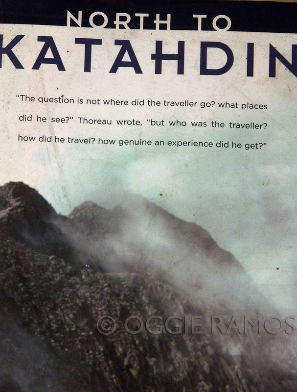 North to Katahdin Cover