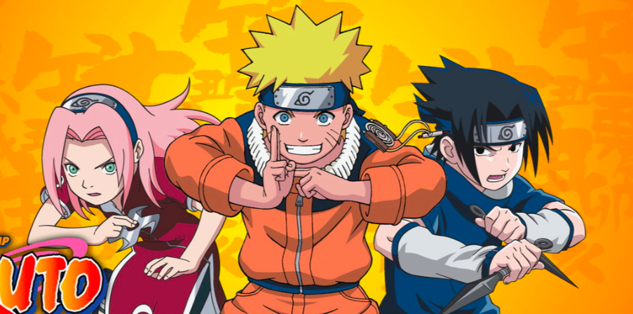 The Original Naruto Anime Is Getting An Hd Remaster