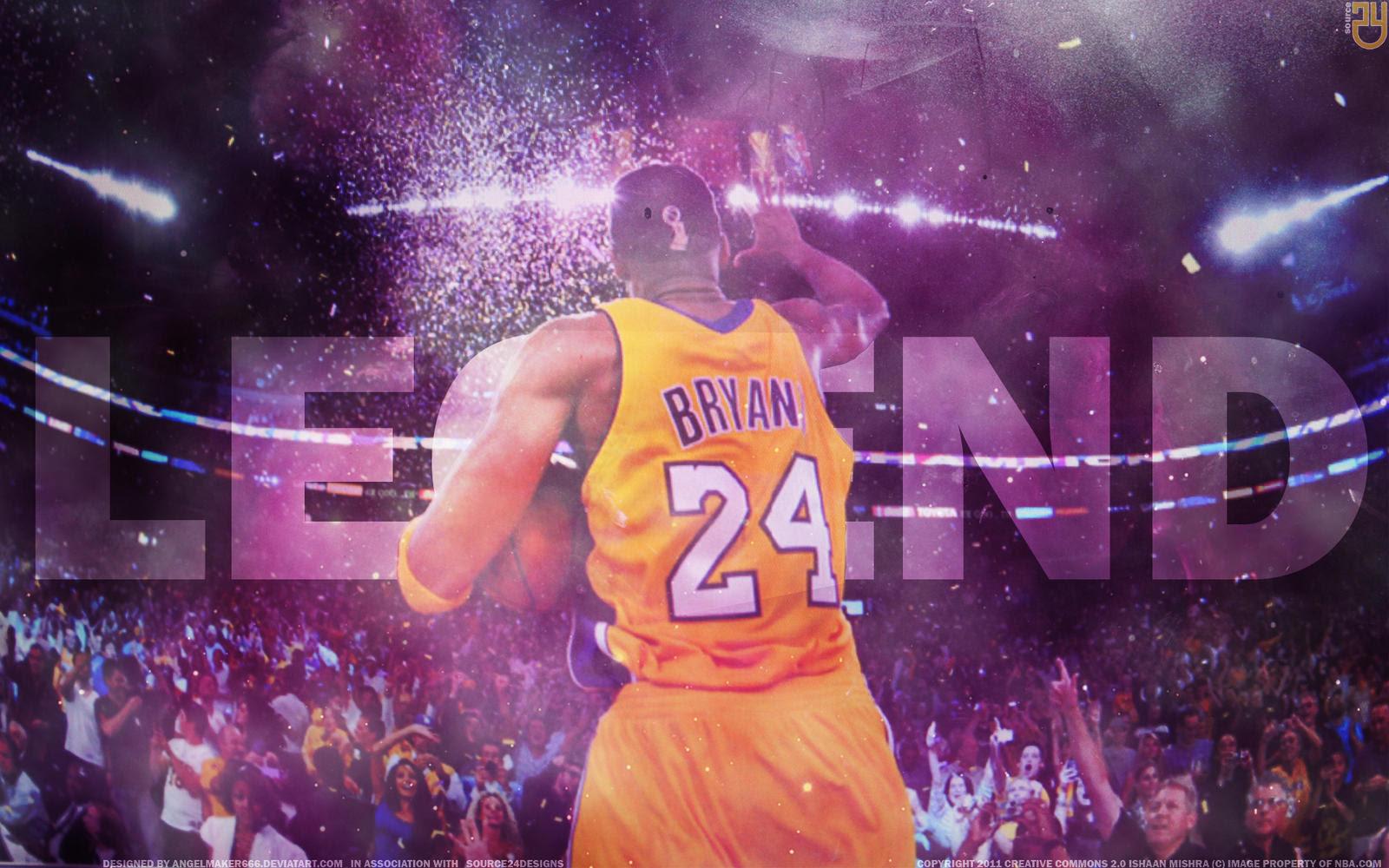 Nba Kobe Bryant Basketball Wallpaper Hd Wallpapers