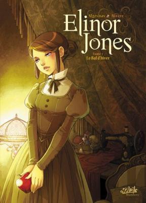 Couverture Elinor Jones, tome 1 : Le bal d'hiver