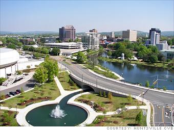 Resultado de imagen de Huntsville (Alabama)