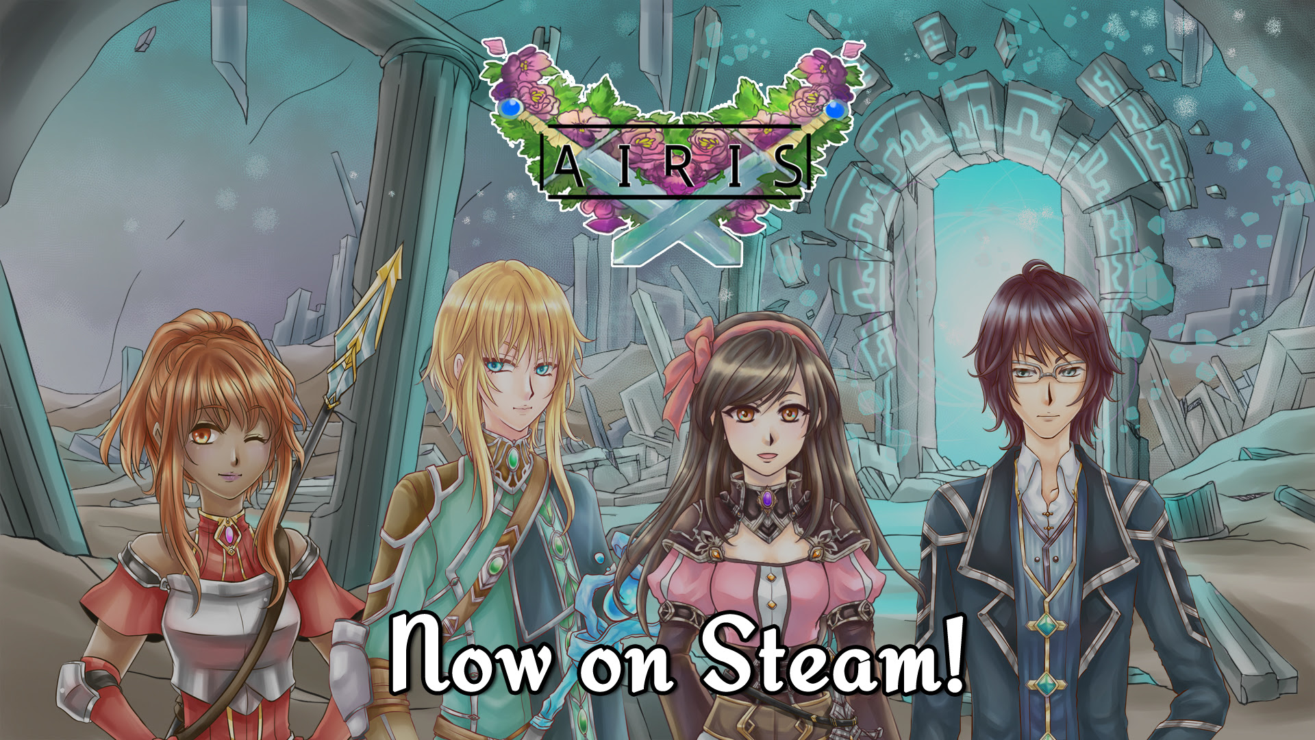 Steam Red String Of Fate Airis Our Second Otome Now On Steam