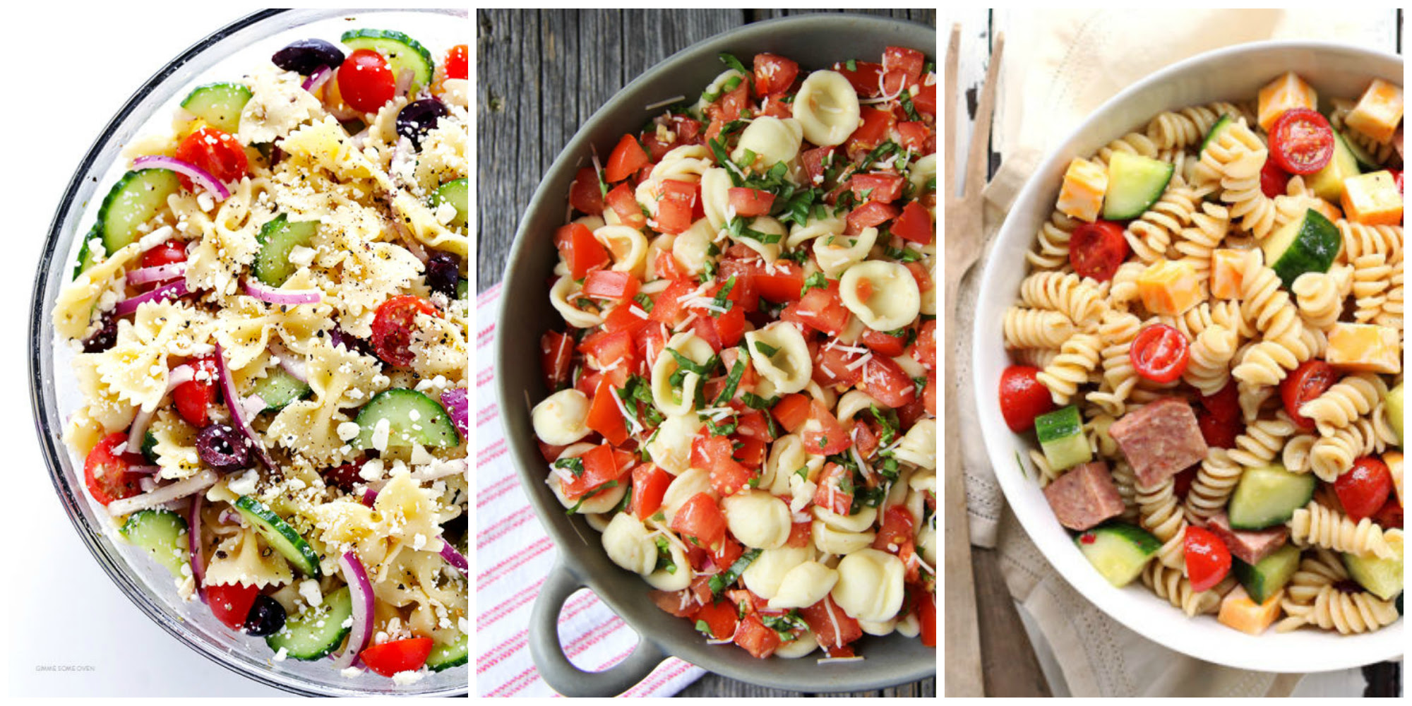 30 Easy Pasta Salad Recipes - Best Cold Pasta Dishes