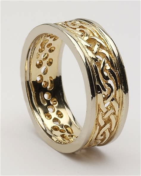 Celtic Wedding Bands Canada