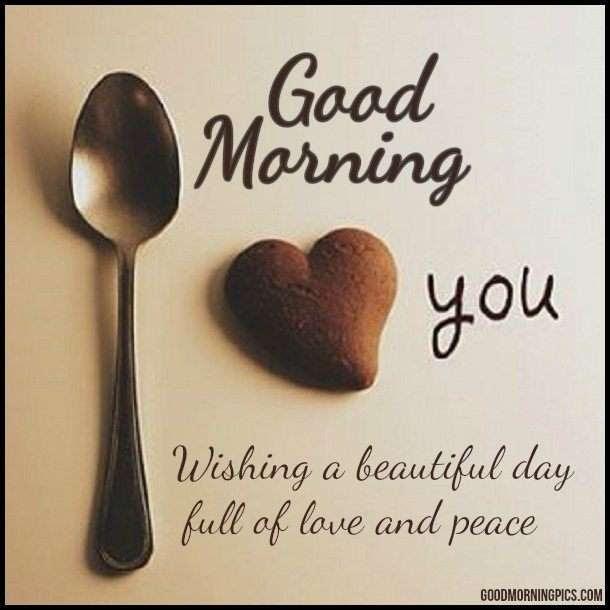 Romantic Good Morning My Love Goodmorningpicscom