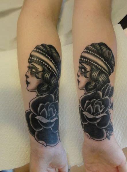 ideas tattoo girl head tattoos girl tattoos